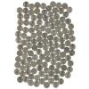 Набор монет 5 копеек (150 шт.) 1997-2009 ММД, СПМД (Россия)