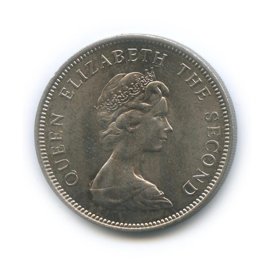10 новых пенсов, о. Джерси 1968 года
