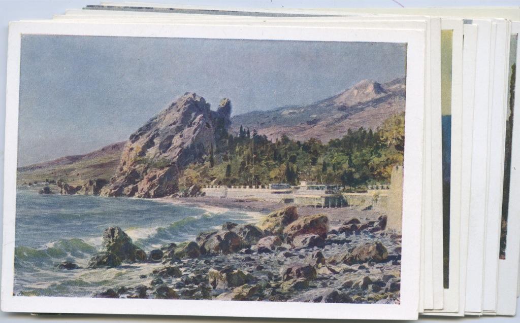 Аукцион открыток крым