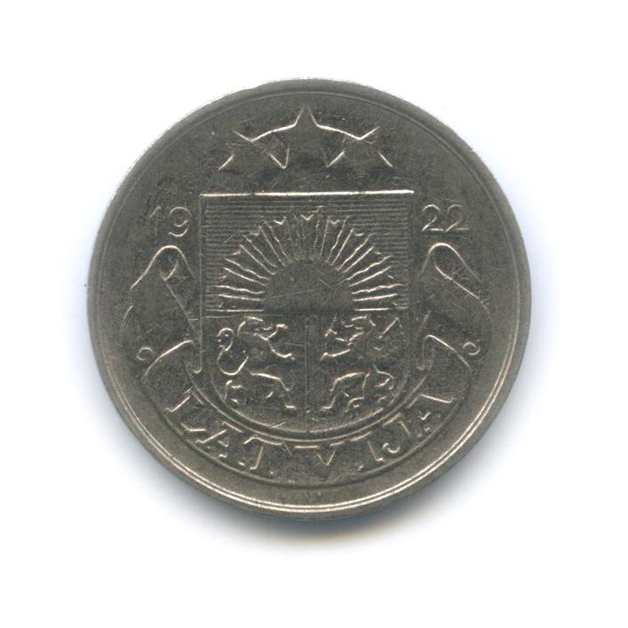 20 сантимов 1922 года (Латвия)