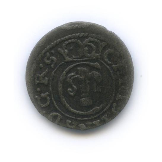 Солид— Королева Кристина, Ливония 1653 года (Швеция)