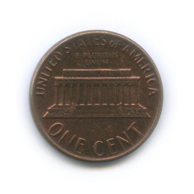 1 цент 1980 года D (США)