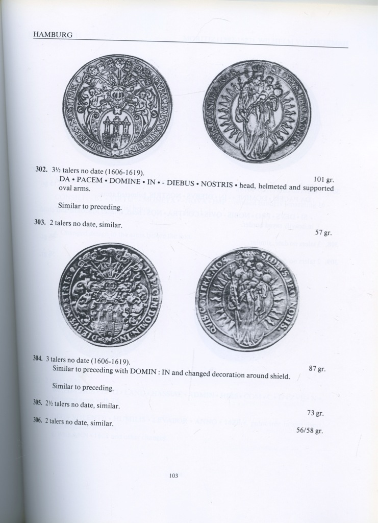 Каталог «Large Size Silver Coins ofthe World XVIII-XIX» (192 стр.) 1991 года (США)
