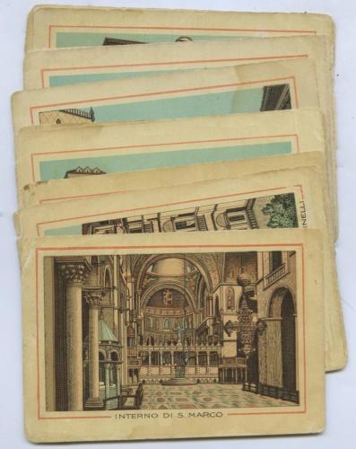Набор почтовых карточек «Венеция» (14 шт.) (Испания)