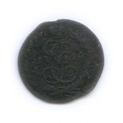 Полушка (¼ копейки) 1784 года КМ (Российская Империя)