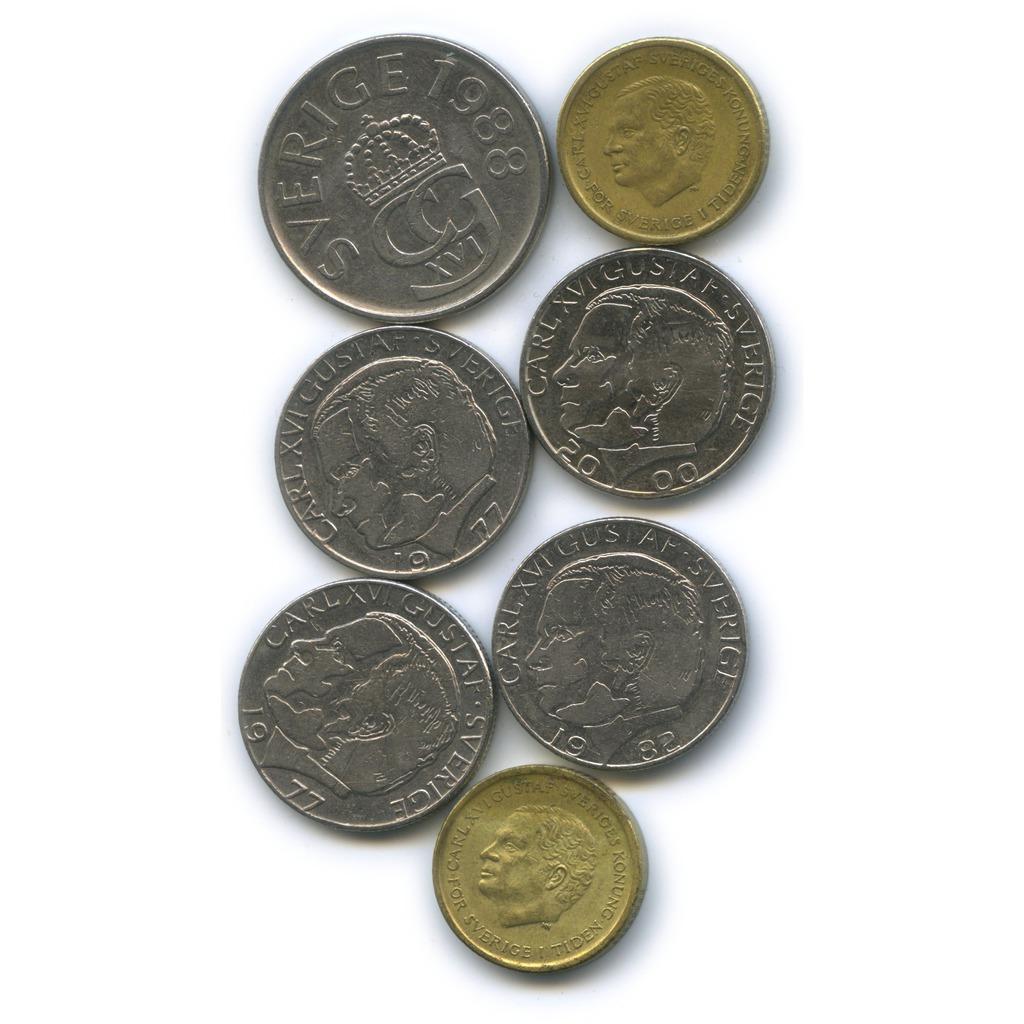 монеты швеции фото этот