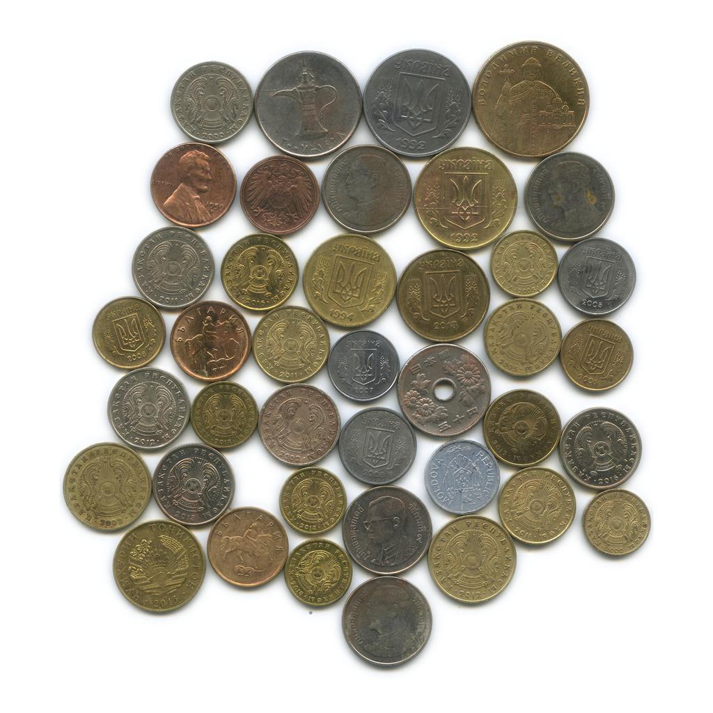 монеты стран мира фото босс