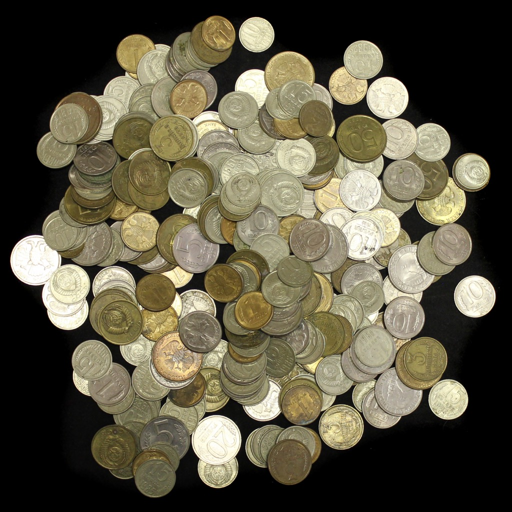 картинки старых монет ссср вещи