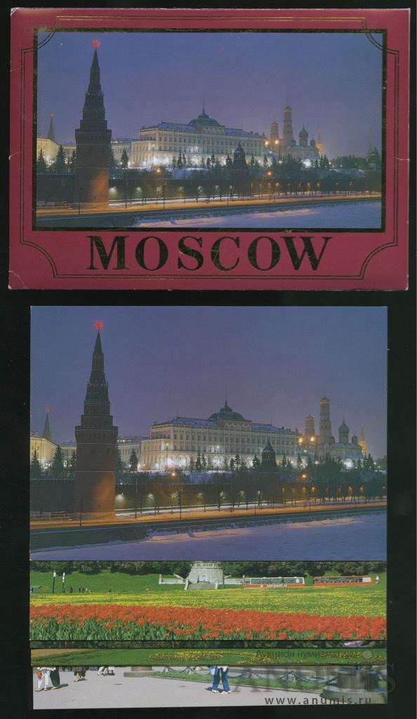 Своими, набор открыток москва ссср