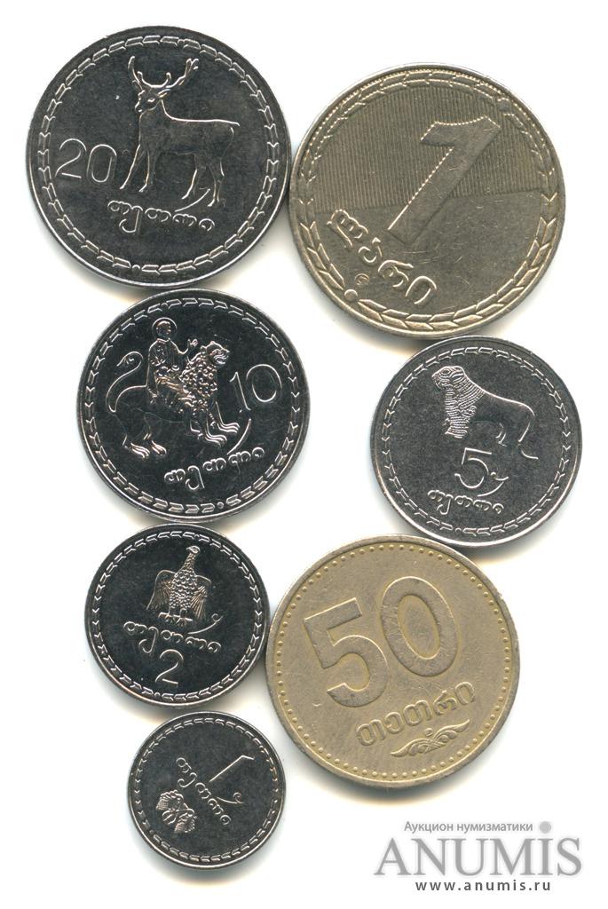 древние монеты грузии фото