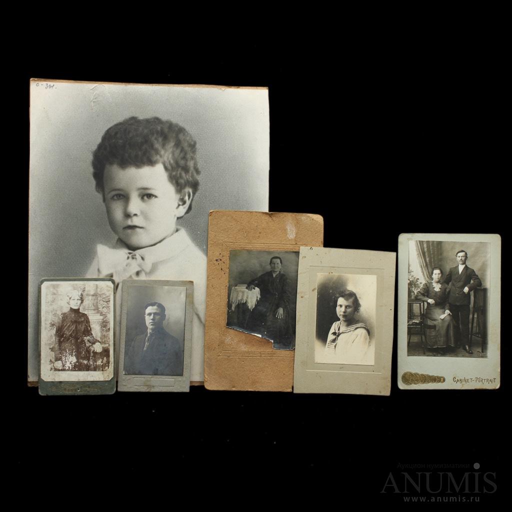 аукционы старых фотографий