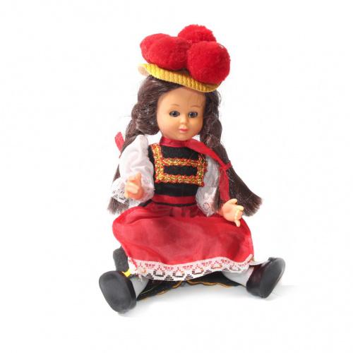 Кукла в национальном костюме, 21 см. Лот №2685 — Аукцион №187