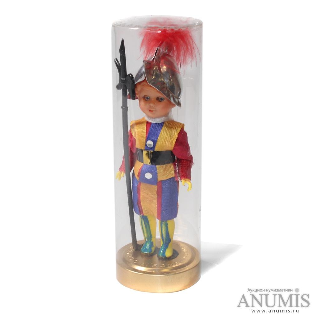 Кукла в национальном костюме, в коробке, 15,5 см — Аукцион ...