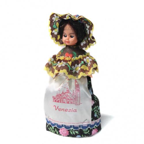 Кукла в национальном костюме, 15 см. Лот №2613 — Аукцион №188