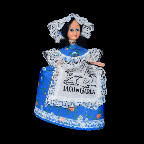 Кукла в национальном костюме, коллекционная, 21 см ...