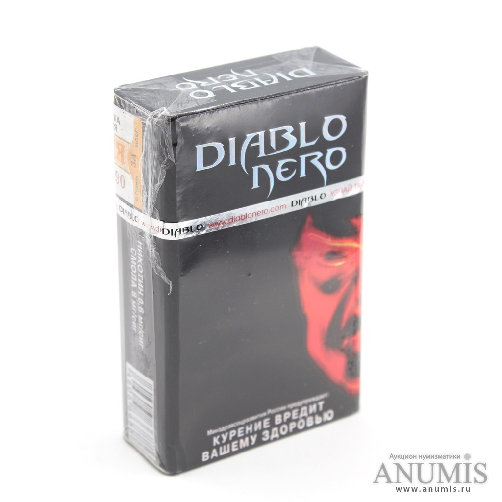 купить сигареты диабло неро в москве
